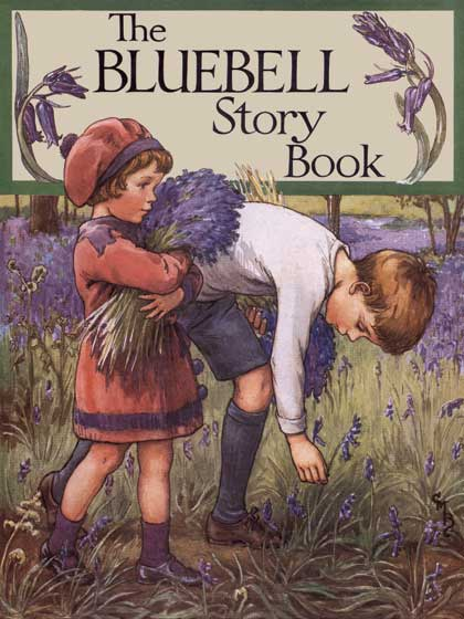 Childhood Children's Classics Flowers Illustrator: Cicely Marie Barker Imprint: ArteHouse Storybooks'