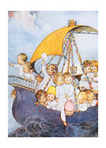 Babies Boats Illustrator: Mabel Lucy Attwell New Child'