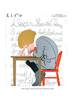 Boyhood Childhood Christmas Imprint: Laughing Elephant Writing and Mail'