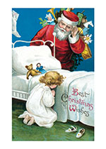 Bed Time Childhood Christmas Gifts Imprint: Laughing Elephant Santa Claus Toys'