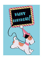 Animals Birthday Devices Dogs Dressed Animals Illustrator: Unknown Imprint: Laughing Elephant'
