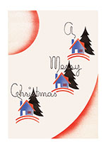 Christmas Home Illustrator: Unknown Imprint: Laughing Elephant Mid-Century'