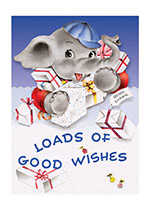 *spring2013 Animals Baby Animals Birthday Elephants Gifts'