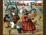 Animals Celebration Children's Classics Elephants Illustrator: G.H. Thompson Imprint: ArteHouse Picnics'
