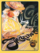 Advertising Art Art Nouveau Home Illustrator: Fernand Toussaint Imprint: ArteHouse Women'
