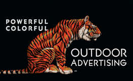 Advertising Art Animals Illustrator: Unknown Imprint: ArteHouse Tigers'