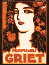 Advertising Art Art Deco Fashion & Beauty Illustrator: Unknown Imprint: ArteHouse Women'