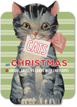 Animals Boxed Cards Card Packets Cats Christmas Editor: Harold Darling Imprint: Laughing Elephant Pets'