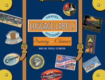 Imprint: Laughing Elephant Labels & Decals Luggage Label Travel'