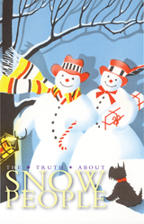 Childhood Christmas Imprint: Green Tiger Press Snowmen'
