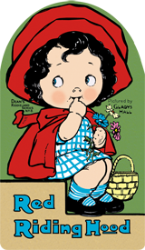 Childhood Children's Classics Girlhood Illustrator: Gladys Hall Shape Books'