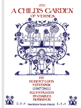 Author: Robert Louis Stevenson Childhood Children's Classics Disguise & Costume Illustrator: Charles Robinson Imprint: Green Tiger Press Playing Poetry'