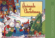 Animals Celebration Christmas Dressed Animals Holidays Imprint: Darling & Company Parties Santa Claus Winter'