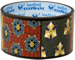 Decorative Arts Imprint: Laughing Elephant Patterns Tape'