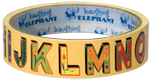 Alphabets Design Imprint: Laughing Elephant Tape'