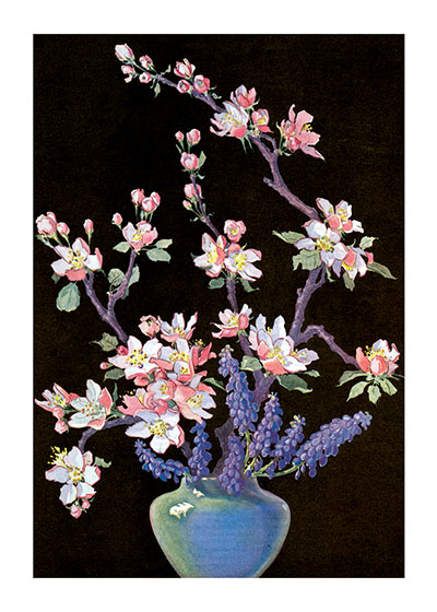 Vase of Flowering Branches Mother's Day | Mother's Day Greeting Cards Lovely flowering branches for the loveliest of mothers - the one in your life.