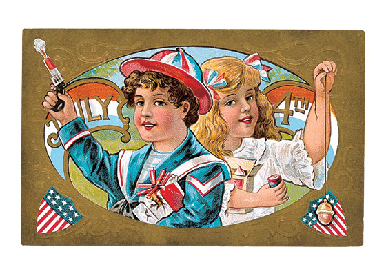 Ready for the 4th | Classic 4th of July Greeting Cards