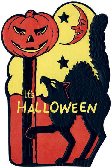 It's Halloween! This shaped picture book uses vintage illustrations from Laughing Elephant's treasure trove to explore Halloween from a child's perspective. Essential Halloween activities such as selecting a costume, pumpkin carving, parties, trick-or-treating and apple bobbing are all depicted. A simple text links the images, and together they weave an evocative spell of nostalgic Halloween magic.