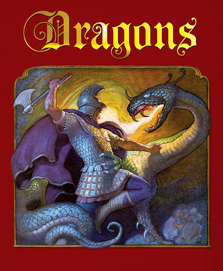 Dragons (Gift Books)
