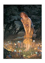 A Gathering of Fairies (Fairyland Fairies Art Prints)