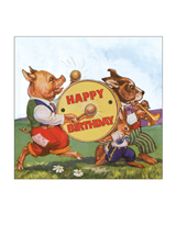 A Birthday Band (Birthday Greeting Cards)