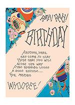 Rah Rah Birthday! (Birthday Greeting Cards)