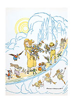 The Bridge to Storyland (Storybook Classics Greeting Cards)