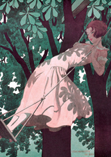 Amongst the Trees (Women Greeting Cards)
