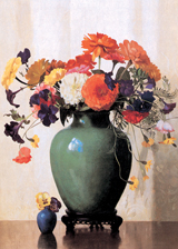 A Lovely Floral Arrangement (Flowers Art Prints)