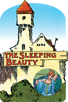 The Sleeping Beauty (Shaped Children's Books)