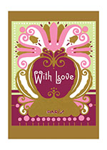 With Love (Friendship Greeting Cards)