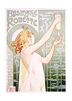 Absinthe Robette (Wine and Spirits Art Prints)