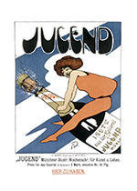 Jugend (Wine and Spirits Art Prints)