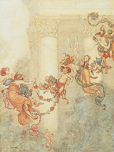 A Midsummer Night's Dream - Fairies (Shakespeare Performing Arts Art Prints)