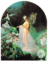 A Midsummer Night's Dream - Titania (Shakespeare Performing Arts Greeting Cards)