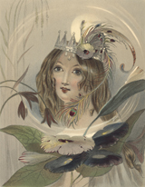 A Midsummer Night's Dream - Titania (Shakespeare Performing Arts Art Prints)