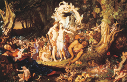 A Midsummer Night's Dream - Oberon and Titania