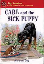 Carl and the Sick Puppy (Signed-SOLD RETAIL ONLY)