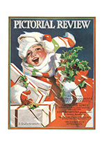 Bringing the Gifts (Magazine Covers Christmas Greeting Cards)
