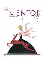 MENTOR Christmas Cover (Magazine Covers Christmas Greeting Cards)
