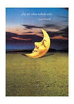 Smiling Moon (Encouragement Greeting Cards)