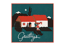 Southwest Christmas (Many More Christmas Greeting Cards)
