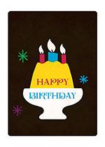 Birthday Cake (Birthday Greeting Cards)