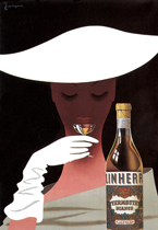 Linherr Vermouth (Wine and Spirits Art Prints)