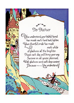 To Father ... You Understand (Father's Day Greeting Cards)