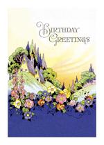 Vintage Birthday Greetings (Birthday Greeting Cards)