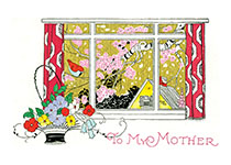 Birds at the Window (Mother's Day Greeting Cards)