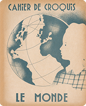 World French Notebook