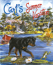 Carl's Summer Vacation (Signed)-SOLD RETAIL ONLY