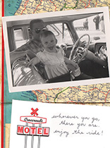 Enjoy the Ride (Travel Greeting Cards)